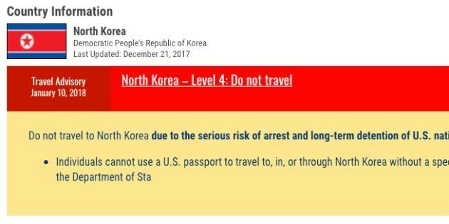 「北朝鮮に行くなら、遺言と葬式の準備を」