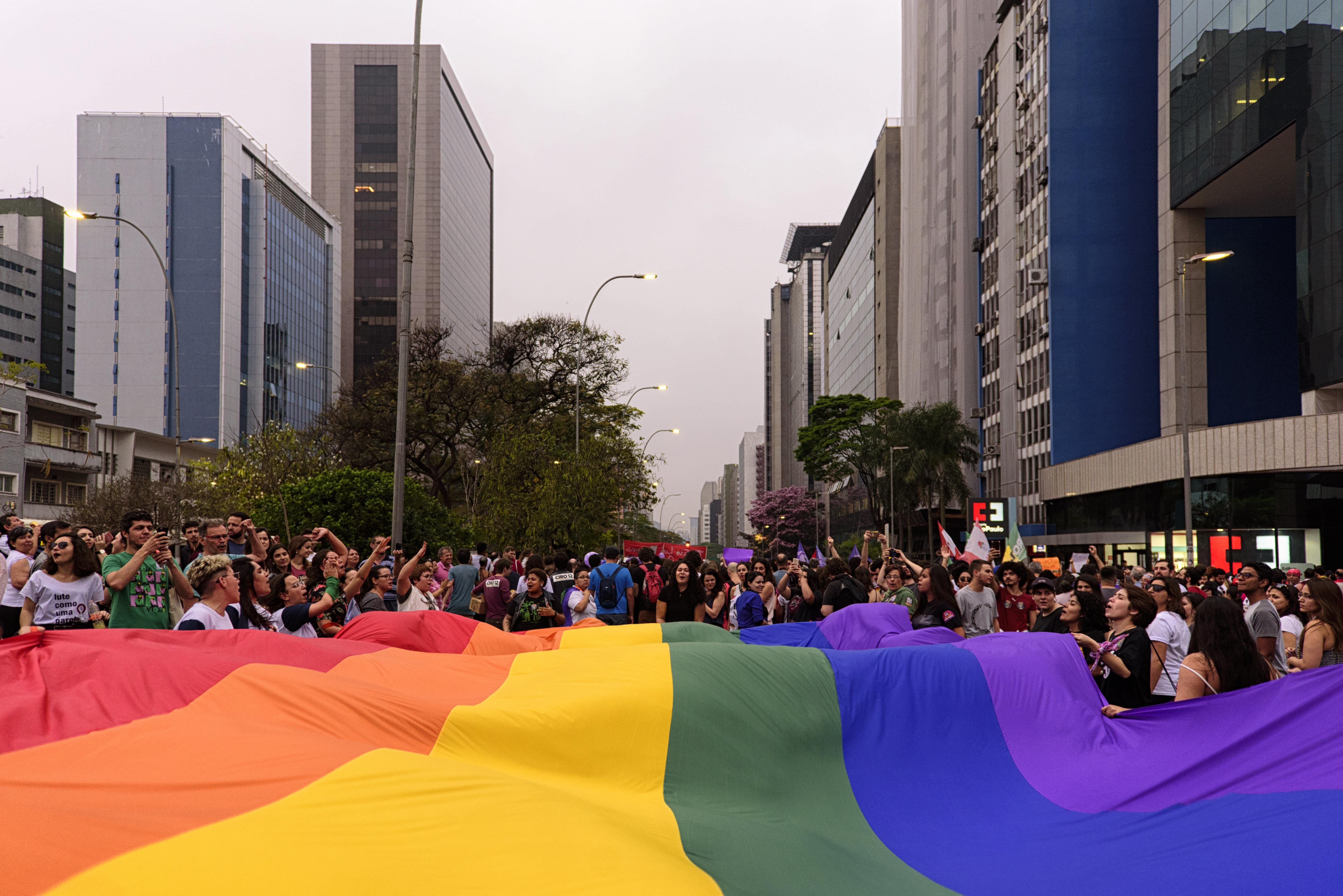 STF inicia julgamento da criminalização da homofobia e da