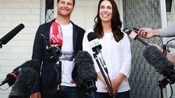 ニュージランド首相が妊娠 6週間の産休へ 37歳のアーダーン氏