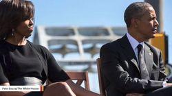 オバマ前大統領、ミシェルさんの誕生日をオープン前のレストランでお祝い!