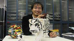 大企業辞め「レゴ」で起業----日本初の
