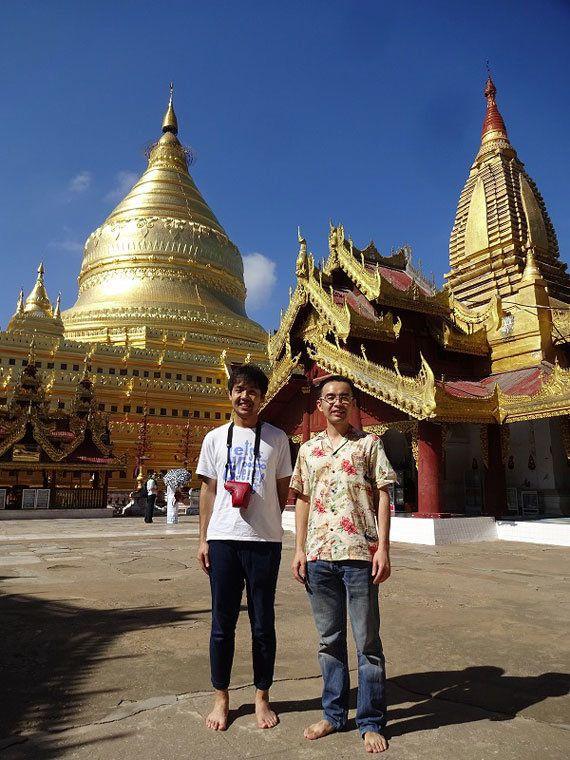 ミャンマー:1,000年の歴史に触れる遺跡巡り