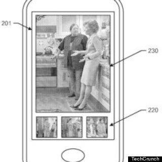 Facebookが特許を取得