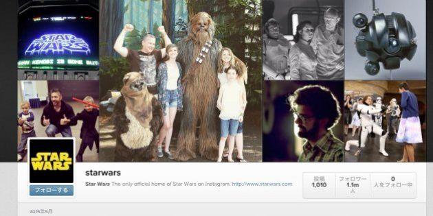 スター・ウォーズの公式Instagramがファン泣かせの写真に満ちている