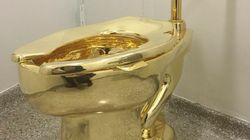 黄金の便器、ゴッホの代わりにどうぞ。グッゲンハイム美術館がホワイトハウスの要請を断る
