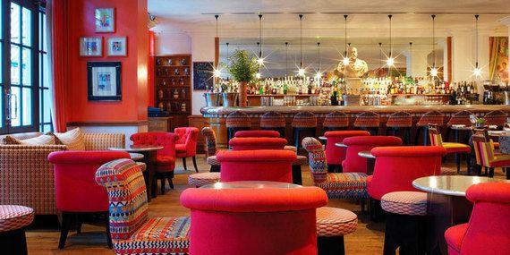 【ロンドン】6つのホテルで過ごすグルメな一日