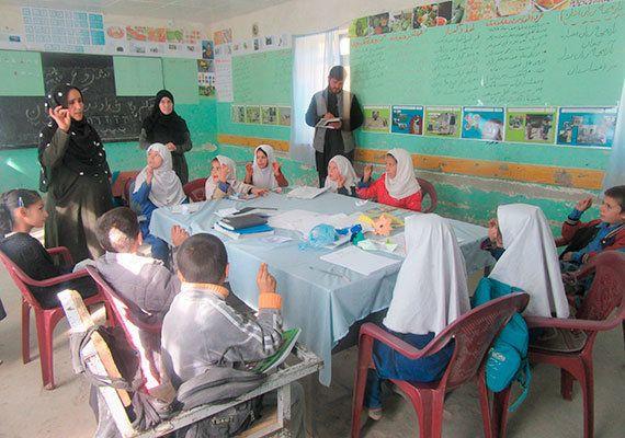 アフガニスタン:障がい児支援を通じて現れた変化