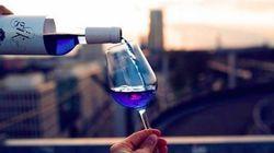 伝統に新しい風を吹き込む?「青ワイン」がついにできました
