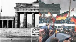 ベルリンの壁「崩壊」から10316日。壁が存在していた期間を上回る。