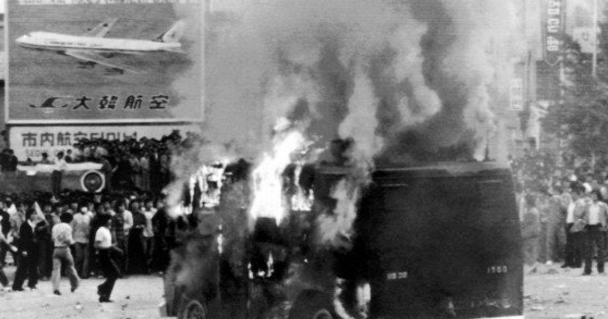 光州事件とは 1980年5月、韓国の街は戦場だった【画像】 | ハフポスト