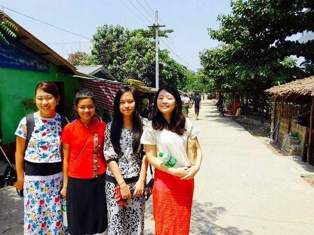 【休学×海外インターン】ミャンマーで逞しく生きる日本人学生の1日に密着!