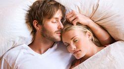「パートナーの寝言が増えた」と思ったら要注意!