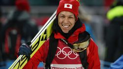 葛西紀明、平昌オリンピックでファスナーが…