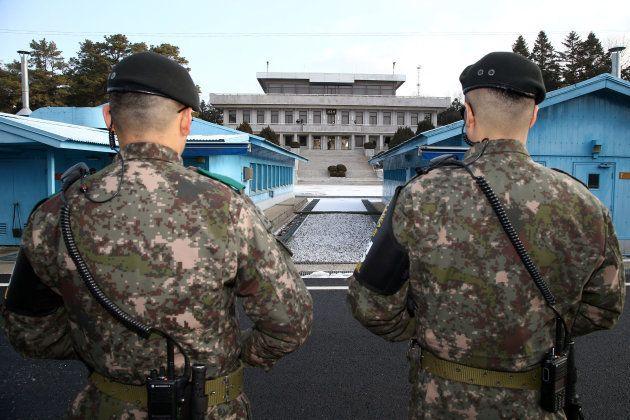 銃で撃たれながら亡命した北朝鮮兵は泥酔状態だった?