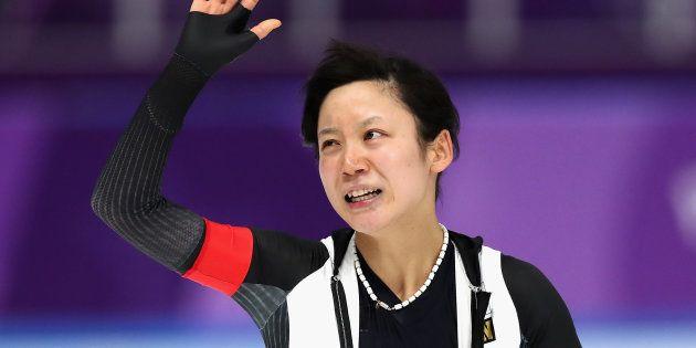 高木美帆、わずか0秒20差で銀メダル。スピードスケート女子1500m(平昌オリンピック)