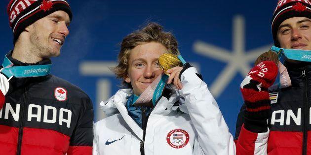 寝坊したのに「金」。オリンピック初出場の17歳、アメリカ第一号の優勝に思わず「マジかよ」