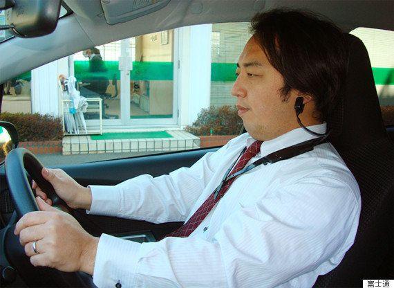 ドライバーの眠気を感知して知らせるセンサーが、交通事故を減らして安全で安心に暮らせる社会をつくる