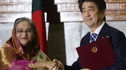 バングラデシュ、日本の国連安保理非常任理事国入りを支持 原発輸出でも対話へ