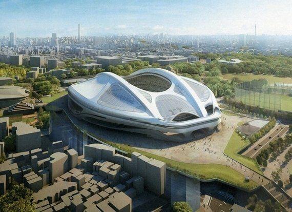 新国立競技場の基本設計は出来上がっていない!(3)