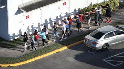 フロリダの高校で銃乱射 少なくとも17人が死亡、容疑者の元生徒を確保