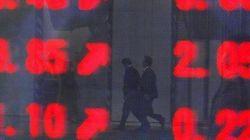 投資家別売買金額と株式市場