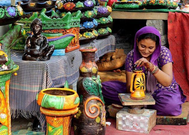【オシャレ好き女性必見!】インドの民族衣装サリー、パンジャビ・ドレスでお出かけしよう!