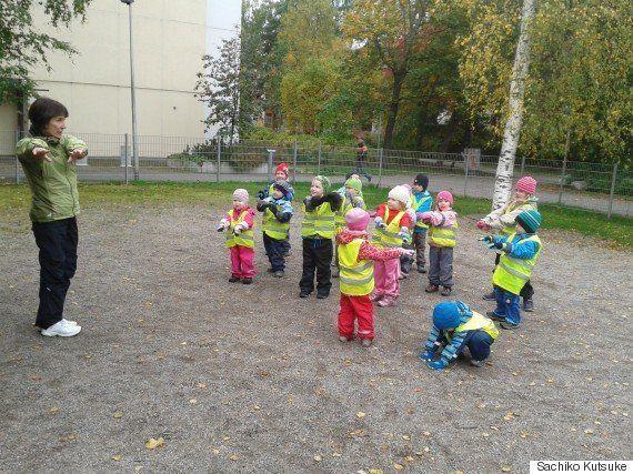 フィンランドの子供たちは騒がないって本当?