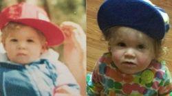 お父さんとそっくり過ぎる子供たち。写真を並べたらまるで双子(画像集)
