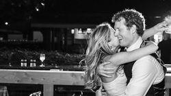 結婚式の終わりに――笑いと涙に満ちた、感動の一瞬。(画像集)