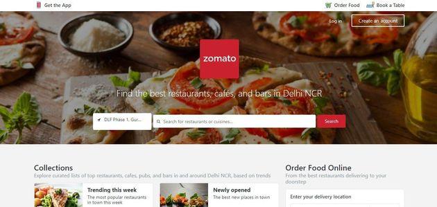【ユーザー数1億2千万人の大人気アプリ!】脱カレー宣言!インドの食を彩るZOMATO
