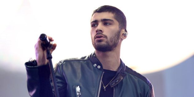 Zayn Malik performs at Wango Tango at StubHub Center on Saturday, May 14, 2016, in Carson, Calif. (Photo...