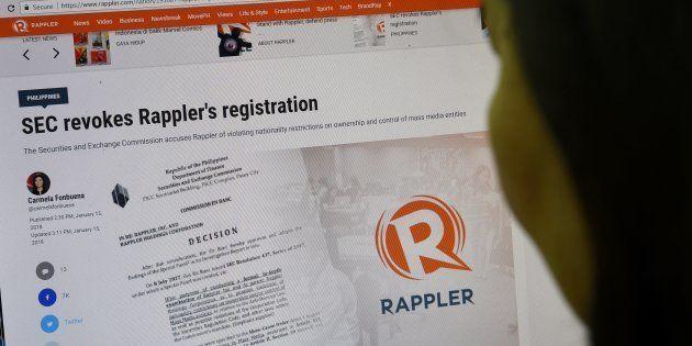 ドゥテルテ政権によるメディア選別と社会の分断が最大の課題/報道の自由とラップラー問題