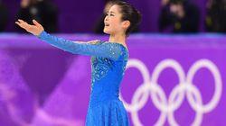 宮原知子は4位。伸びやかな演技で世界を魅了「これが日本の宮原だ」(平昌オリンピック・女子フィギュア)