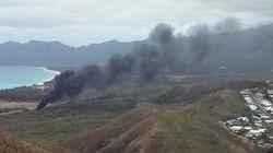 オスプレイが着陸失敗して炎上 ハワイで乗員1人死亡 これまでの事故率は?