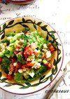 次にくるサラダはこれだ!ニューヨークで大流行の「チョップドサラダ」に注目!!