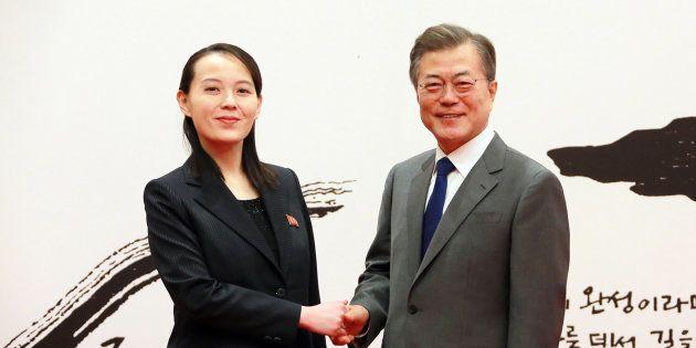 北朝鮮「平昌平和攻勢」の舞台裏(2)妹「金与正」派遣の狙い--平井久志
