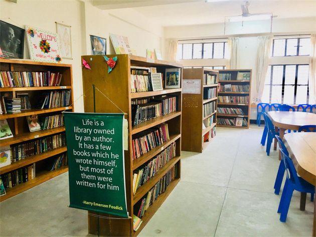 本を盗まれる恐怖よりも、理想の図書室を目指す。大切なのは「子どもたちの視点に立った」学校運営