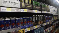 エナジードリンクは、16歳になってから。イギリスのスーパーが子供への販売を禁止