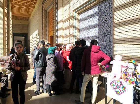 タジキスタン:日本祭り「JAPAN