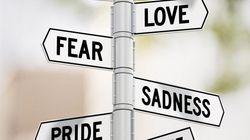 感情の転換