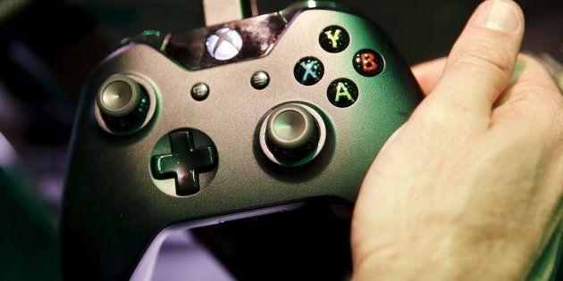 「Xbox」のコントローラーのイメージ画像