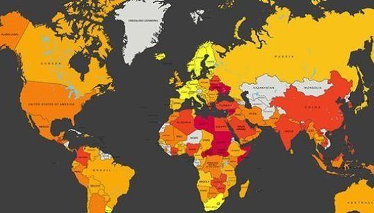 世界で最も働きたい国、働きたくない国は?