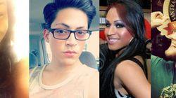 「トランスジェンダーってこんな感じ」と、自撮り写真を公表してくれたことに敬意を表したい(画像)