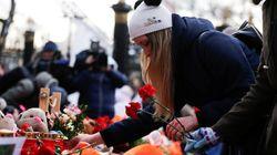 64人犠牲のロシア火災、非常口がふさがれていた 「多分これでさよなら」少女のメッセージ