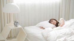 「すぐに眠れる人」ほど、睡眠の質が低下している?