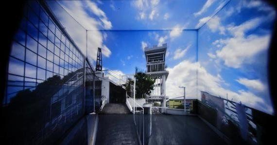 設計図は雲の上 高知の九龍城「沢田マンション」