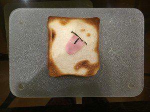 【ハロウィン朝食に】超簡単「ゴーストースト」を作ってみた!
