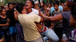 ベネズエラで暴動、68人死亡と報じられる。囚人が警察署でマットレスに火をつけて…