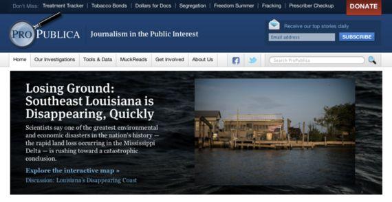 NPOメディア「プロパブリカ」の「報道レシピ」がコラボレーションを促進する
