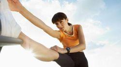 マラソンの翌日、元気に出社するための筋肉痛対処法
